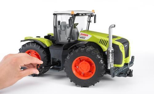 Трактор Claas Xerion 5000 с поворачивающейся кабиной (8)