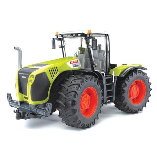 Трактор Claas Xerion 5000 с поворачивающейся кабиной (6)