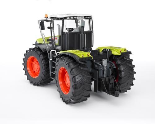 Трактор Claas Xerion 5000 с поворачивающейся кабиной (9)