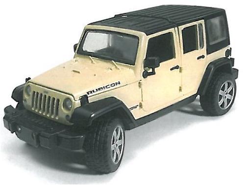 Внедорожник Bruder Jeep Wrangler Unlimited Rubicon (4)