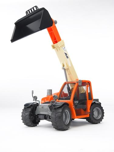 Погрузчик колёсный JLG 2505 Telehandler с телескопическим ковшом (7)