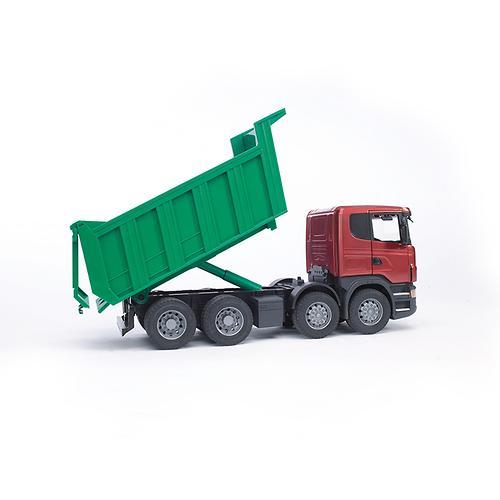 """Самосвал Scania (подходит модуль со звуком и светом """"H"""") (7)"""