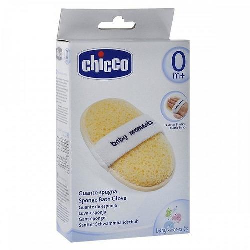 Губка для купания Chicco Baby Moments (5)