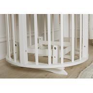 Маятник 2в1 для кроватки Incanto Mimi 7в1 Белый
