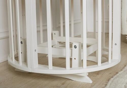 Маятник 2в1 для кроватки Incanto Uomo Da Vinci 7в1 Венге (3)