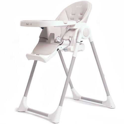 Стульчик для кормления IvoliaQ6 Light Grey (12)
