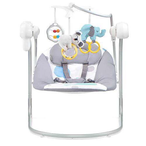 Электрокачель Kinderkraft <img class='emojiMco' alt='🇪🇺' src='https://minim.kz/system/library/Emoji/AssetsEmoji/Icons/IconsIphone/U1F1EA U1F1FA.png'> MINKY Mint (12)