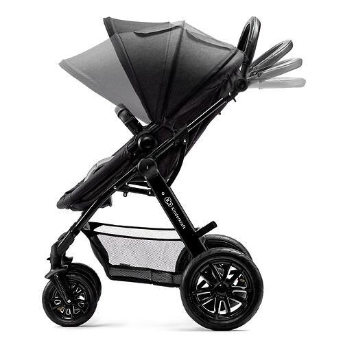 Коляска Kinderkraft 3в1 MOOV Black (19)