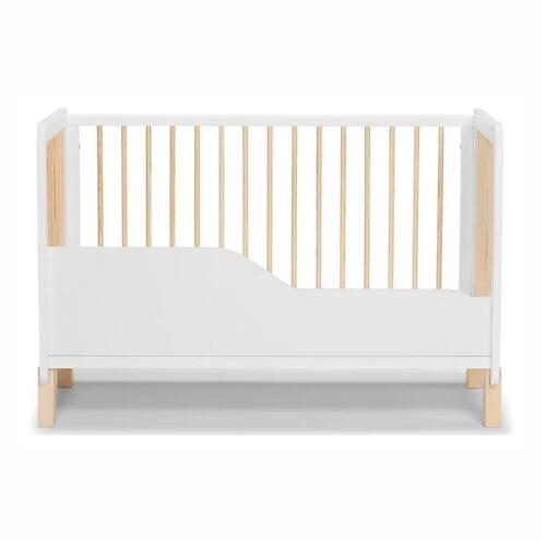 Детская кроватка Kinderkraft <img class='emojiMco' alt='🇪🇺' src='https://minim.kz/system/library/Emoji/AssetsEmoji/Icons/IconsIphone/U1F1EA U1F1FA.png'> с матрасом LUNKY White (13)
