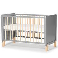 Детская кроватка Kinderkraft <img class='emojiMco' alt='🇪🇺' src='https://minim.kz/system/library/Emoji/AssetsEmoji/Icons/IconsIphone/U1F1EA U1F1FA.png'> с матрасом NICO Grey