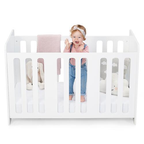Детская кроватка Kinderkraft <img class='emojiMco' alt='🇪🇺' src='https://minim.kz/system/library/Emoji/AssetsEmoji/Icons/IconsIphone/U1F1EA U1F1FA.png'> STELLO White (23)