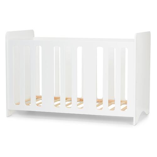 Детская кроватка Kinderkraft <img class='emojiMco' alt='🇪🇺' src='https://minim.kz/system/library/Emoji/AssetsEmoji/Icons/IconsIphone/U1F1EA U1F1FA.png'> STELLO White (15)