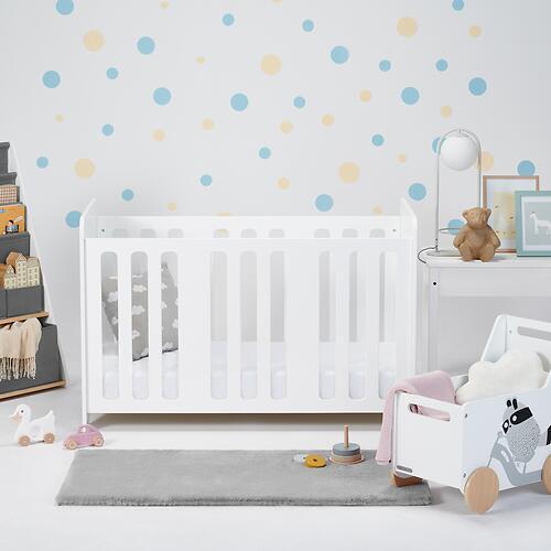 Детская кроватка Kinderkraft <img class='emojiMco' alt='🇪🇺' src='https://minim.kz/system/library/Emoji/AssetsEmoji/Icons/IconsIphone/U1F1EA U1F1FA.png'> STELLO White (24)