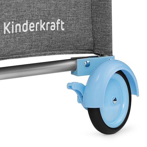 Манеж Kinderkraft <img class='emojiMco' alt='🇪🇺' src='https://minim.kz/system/library/Emoji/AssetsEmoji/Icons/IconsIphone/U1F1EA U1F1FA.png'> JOY с аксессуарами Blue (30)