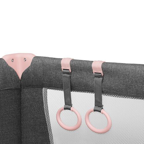 Манеж Kinderkraft <img class='emojiMco' alt='🇪🇺' src='https://minim.kz/system/library/Emoji/AssetsEmoji/Icons/IconsIphone/U1F1EA U1F1FA.png'> JOY с аксессуарами Pink (26)