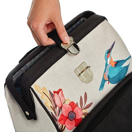 Рюкзак Kinderkraft <img class='emojiMco' alt='🇪🇺' src='https://minim.kz/system/library/Emoji/AssetsEmoji/Icons/IconsIphone/U1F1EA U1F1FA.png'> MOLLY Bird (18)
