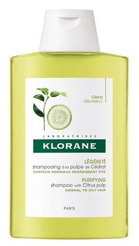 Шампунь Klorane Цитрон витаминизированный 200мл (1)
