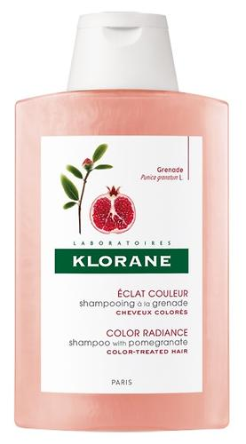 Шампунь Klorane Гранат для окрашенных волос 200мл (1)
