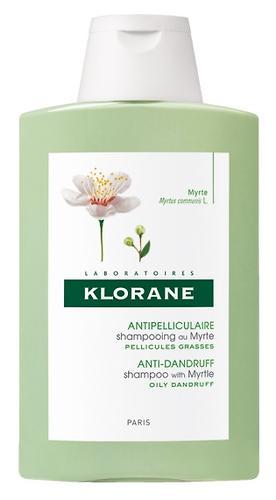 Шампунь Klorane Мирт от жирной перхоти 200мл (1)
