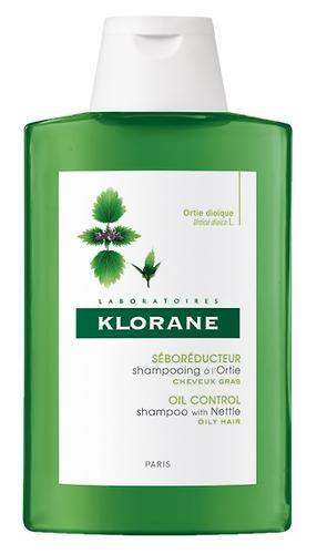 Шампунь Klorane Крапива себорегулирующий для жирных волос 200мл (1)