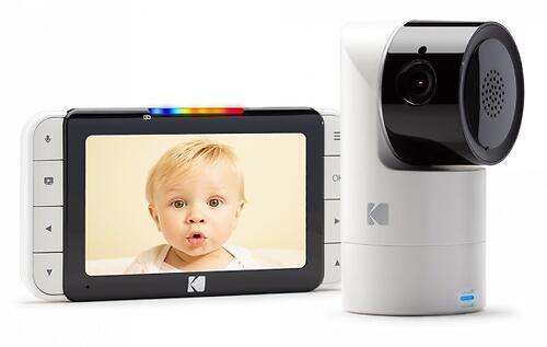 Цифровая интеллектуальная Wi-Fi видеоняняя Kodak CHERISH C525 (7)