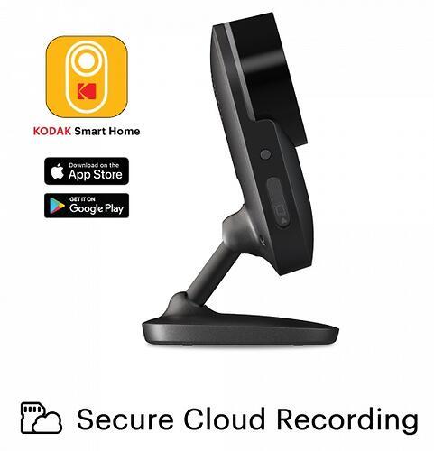Интеллектуальное Wi-Fi устройство для видеонаблюдения Kodak CHERISH F670 (8)