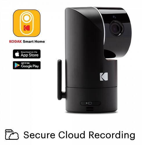 Интеллектуальное Wi-Fi устройство для видеонаблюдения Kodak CHERISH F685 (9)