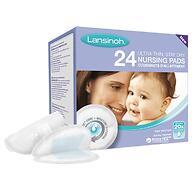 Вкладыши в бюстгалтер Lansinoh Blue Lock Disposable Nursing Pads 24 шт