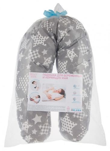 Подушка для беременных Roxy Kids наполнитель холлофайбер (17)