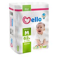 Подгузники Mello M 6-10 кг 62шт