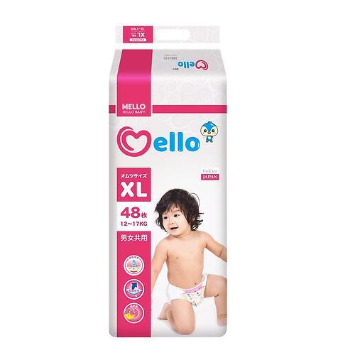 Подгузники Mello XL 12-17 кг 48шт (1)