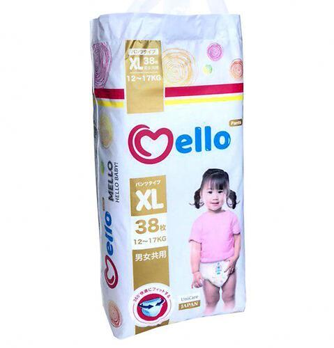Подгузники-трусики Mello ХL 12-17 кг 38шт (1)