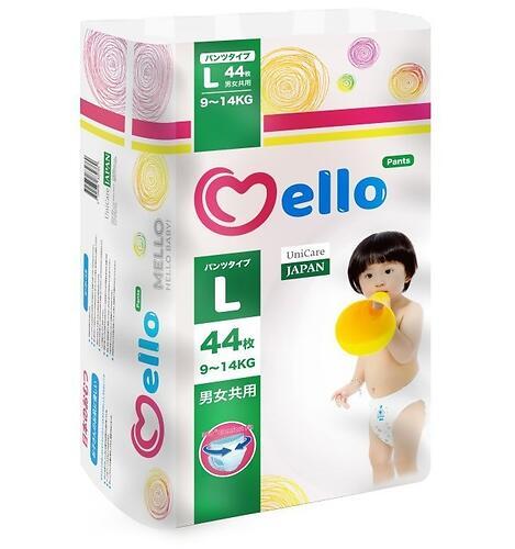 Подгузники-трусики Mello L 9-14 кг 44шт (1)