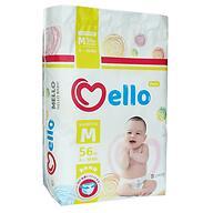Подгузники-трусики Mello M 6-10 кг 56 шт