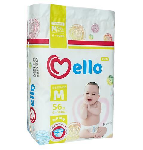 Подгузники-трусики Mello M 6-10 кг 56 шт (1)