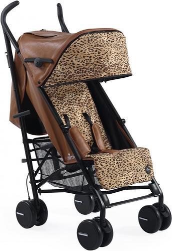 Отделка для коляски Mima Bo Fashion Kit Leopard (4)