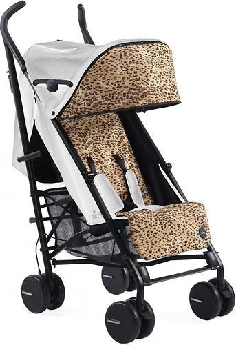 Отделка для коляски Mima Bo Fashion Kit Leopard (6)