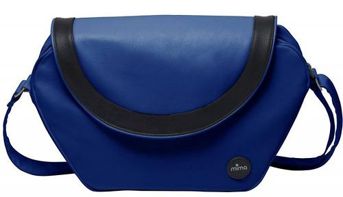 Сумка для мамы Mima Trendy Bag Royal Blue (5)