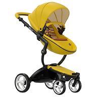 Коляска 2в1 Mima Xari Yellow Limited Edition на шасси 3G