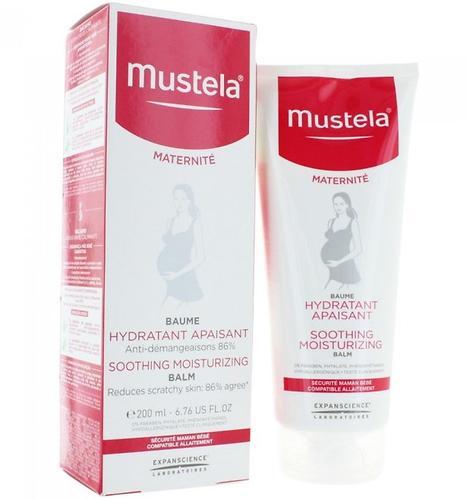 Крем для лица Mustela увлажняющий успокаивающий 40 мл (4)