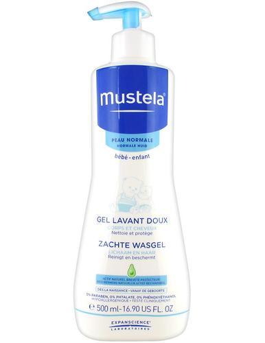 Mustela Гель мягкий для купания 500 мл (1)