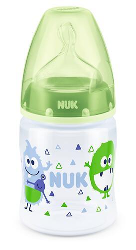 Бутылка Nuk FC+ c силиконовой соской р1 150 мл PP в ассортименте (5)