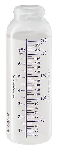 Бутылка Nuk без соски 230мл Clinik PP (1)
