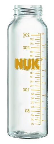 Бутылка Nuk Clinik без соски стеклянная 230мл (1)