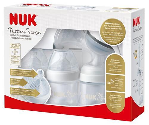 Молокоотсос Nuk ручной Jolie (4)