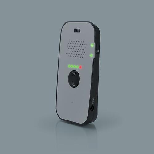 Аудионяня Nuk Eco Control 550 (6)