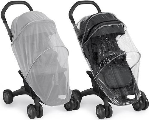 Москитка и дождевик Nuna для колясок Pepp Luxx Weather Pack (1)
