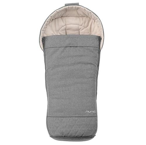 Конверт Nuna Winter Footmuff Granite (4)