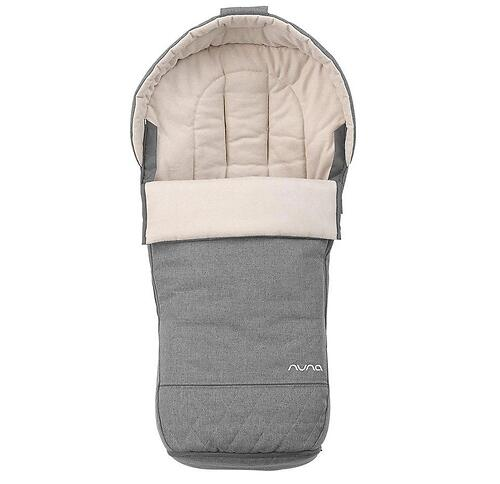 Конверт Nuna Winter Footmuff Granite (5)