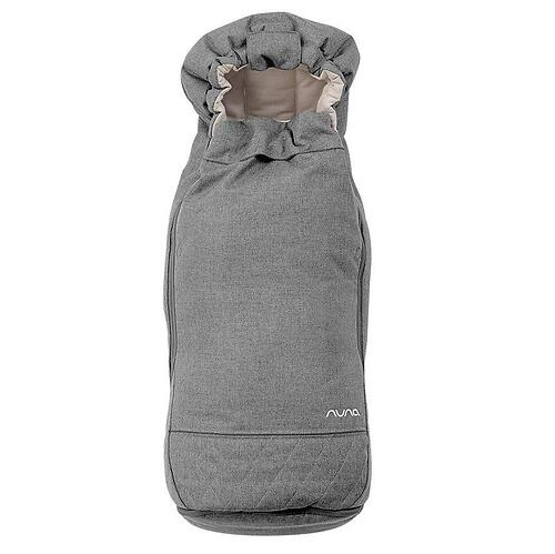 Конверт Nuna Winter Footmuff Granite (6)